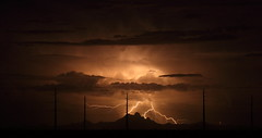 lightning 9 (scott a borack) Tags: monsoon storm lightning arizona monsoonseason night sky