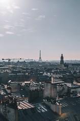 Tu vas me manquer, Paris (Nicolas Jehly Photographie) Tags: cityscape rooftop france french parisian paris