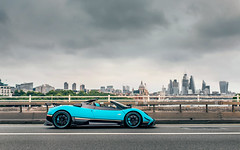 Uno (Alex Penfold) Tags: pagani zonda uno blue teal turquoise london supercars super car cars autos alex penfold 2018