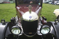 Vintage Morris Oxford. (Yesteryear-Automotive) Tags: vintage morris oxford bullnose motorcar car