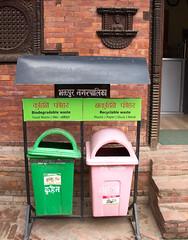 Recycling in Bhaktapur (SamKirk9) Tags: nepal kathmandu bhaktapur