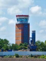 ATC Ngurah Rai (Ya, saya inBaliTimur (leaving)) Tags: bali tuban bandara airport airtrafficcontroltower menarapengawas building gedung architecture arsitektur