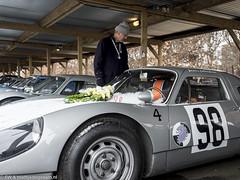 2018 Goodwood Members' Meeting: Porsche 904 (8w6thgear) Tags: 2018 goodwood 76th membersmeeting 76mm grrc porsche 904 carrera gts sportscar paddock