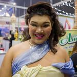 Wearing yellow and blue at Lanna Expo 2018 thumbnail