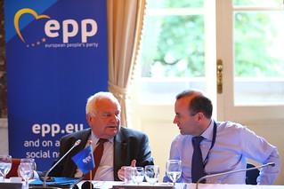 EPP Summit, Brussels, June 2018