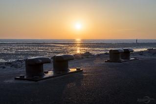Sunrise | Cuxhaven | Döse