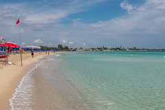 Spiaggia di Torre Lapillo (grzegorzmielczarek) Tags: apulien beach italia italieen italy puglia salento spiaggia strand torrelapillo italien it marionio