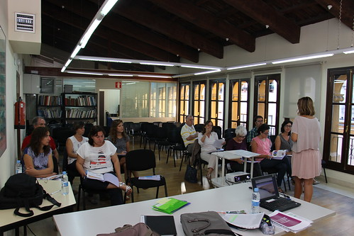 Jornada sobre Igualdad para el personal de Federació. Valencia (25-09-2017)