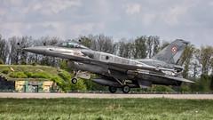 Lockheed Martin F-16C Jastrząb (4043) (Michał Banach) Tags: 31bazalotnictwataktycznego 31blt canoneos5dmarkiv epks f16 f16c krzesiny lockheedmartin poland polska sigma150600f563dgoshsmsports airbase aircraft airplane aviation fighter jet landing lotnictwo poznań wielkopolskie pl