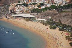Playa De Las Teresitas, Санта-Круз, Тенеріфе, Канарські острови  InterNetri  750