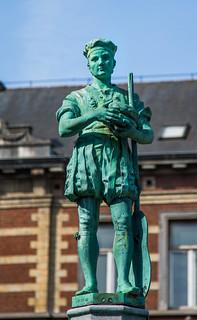 Petit Sablon - Metiers (Bruxelles)