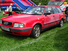 1993 Audi 80 1.9 tdi (Neil's classics) Tags: vehicle 1993 audi 80 19tdi wagon estate