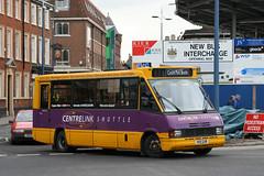 119 S119 GUB (Cumberland Patriot) Tags: warrington borough transport optare metrorider 119 s119gub