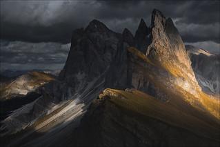 [ ... a glimpse of light ]