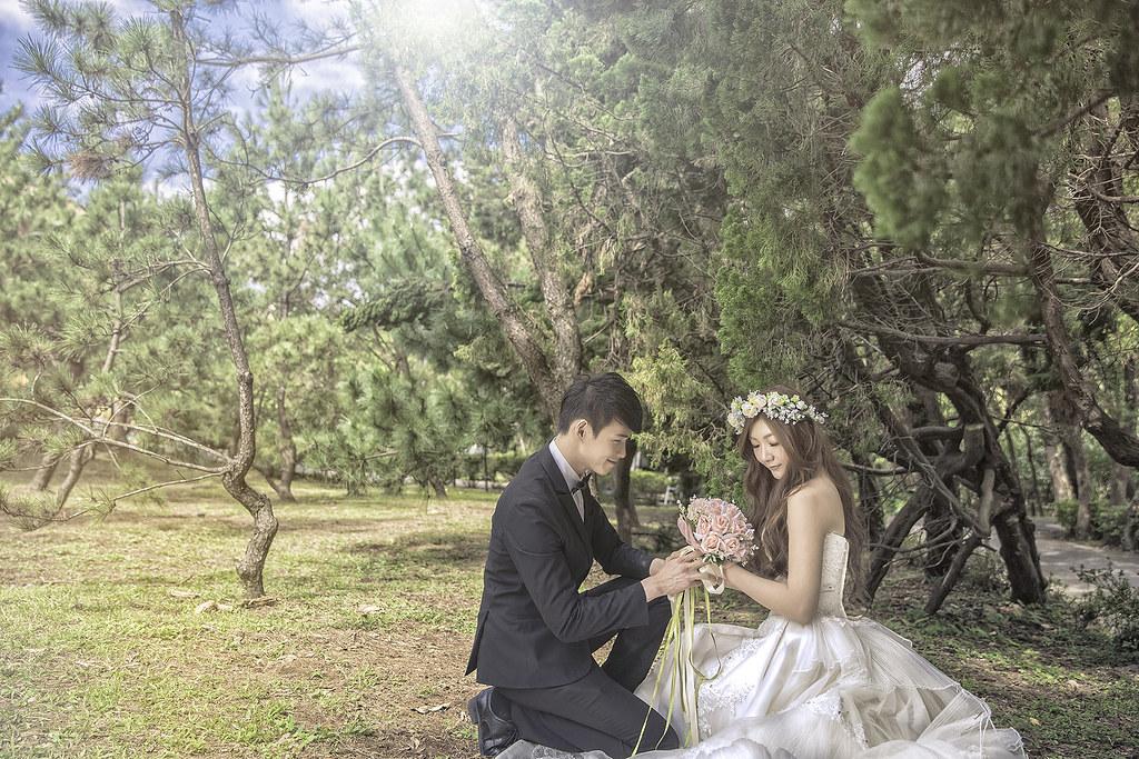 002婚紗攝影-婚紗照-台北-陽明山-花卉試驗中心
