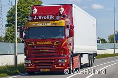 Scania R500 V8  NL  J-Vrolijk  180511-017-C6 ©JVL.Holland (JVL.Holland John & Vera) Tags: scaniar500v8 nl jvrolijk westland transport truck lkw lorry vrachtwagen vervoer netherlands nederland holland europe canon jvlholland