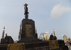 Thailand-Pattaya 20180126_094805 DSCN1813 (CanadaGood) Tags: asia seasia asean thailand thai ราชอาณาจักรไทย chonburi pattaya military statue memorial navy canadagood 2018 thisdecade color colour