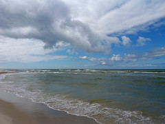 Entre el mar y el cielo - Między morzem a niebem (Azaharito) Tags: karwia morze mar mare bałtyk marbáltico balticsea poland polska polonia pomerania