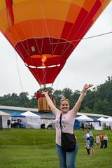 DSC_3815 (CEGPhotography) Tags: 2018 chestercounty newgarden pa balloonfestival fireworks hotairballoon
