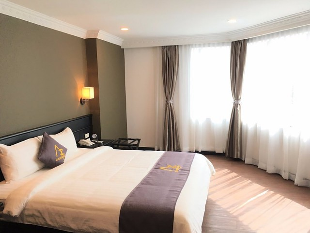 プノンペンの日系ホテル:東屋ホテル