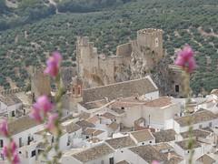 (Joan Pau Inarejos) Tags: zuheros pueblo vista flores castillo enmarcado rendijas andalucía córdoba carcabuey 2018 verano vacaciones españa spain subbética