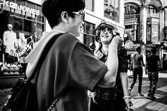 Images on the run.... (Sean Bodin images) Tags: streetphotography streetlife seanbodin streetportrait reportage everydaylife enhyldesttilhverdagen erindingskultur everydayculture people photojournalism photography copenhagen citylife candid city citypeople sharingcph voreskbh visitdenmark visitcopenhagen citystruck cityscape