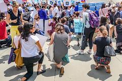 2018.06.26 Muslim Ban Decision Day, Supreme Court, Washington, DC USA 04043