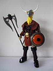 Gærrar Valbrandsson (ϟ Sparks ϟ) Tags: biocup bionicle lego vikings viking norse