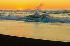 diamond beach (markusschaaf-keim) Tags: diamondbeach jokulsarlon austurland island