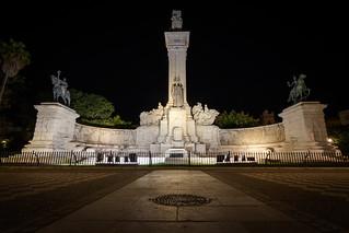 Monumento Constitución 1812 (Cádiz)