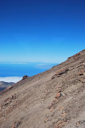 На вершині Тейде, Тенеріфе, Канарські острови  InterNetri  363