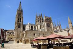 DSC09600 - Burgos (HerryB) Tags: 2018 europa europe bechen fotos photos photography fotografie herryb heribertbechen sony 99v 77v alpha stadt ville town spain spanien espana hafermann hafermannreisen rundreise nordspanien burgos kastilien kastilienleon pilgerweg camino kathedrale gotik gothic