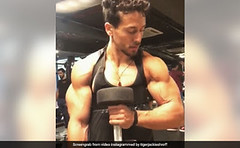 Tiger Shroff will hit Hrithik Roshan with 'horrible' body (businessveeru) Tags: bollywood hrithik roshan karan johar news sylvester stallone tiger shroff next film video