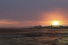 Beautiful Evening on the Beach (Klaus Ficker --Landscape and Nature Photographer--) Tags: sunset beach sand evening clouds hawaii kentuckyphotography klausficker canon eos5dmarkiv