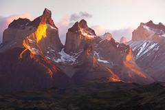 Torres Del Paine (Eddie 11uisma) Tags: torres del paine chile patagonia sunrise