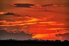 Sunset (Ray Cunningham) Tags: sunset illinois