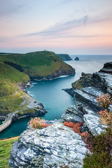 Boscastle (Rich Walker75) Tags: boscastle cornwall coast coastline coastal uk england landscape landscapes landscapephotography sea ocean harbour seaside seascapes seascape rock cove canon efs1585mmisusm eos eos80d