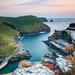 Boscastle (Rich Walker75) Tags: boscastle cornwall coast coastline coastal uk england landscape landscapes landscapephotography sea ocean harbour seaside seascapes seascape rock cove canon efs1585mmisusm eos eos80d