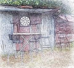(Photosintheattic (Devy)) Tags: bar flickr countrylife cabin