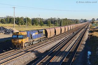 IMG_4204 TT109 TT128 Train TT129 Tarro T451G 15.7.18_1