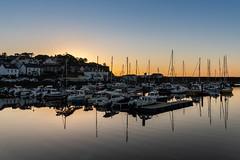 Ballycastle       Marina (JB_1984) Tags: ballycastlemarina marina boat water reflection evening dusk sunset ballycastle countyantrim northernireland uk unitedkingdom nikon d500 nikond500
