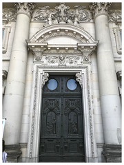 Berliner Dom (Markus Alydruk) Tags: doors doorway portal europe berlin germany art design berlinerdom