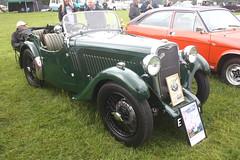 Singer Nine. (Yesteryear-Automotive) Tags: vintage singer nine car motorcar