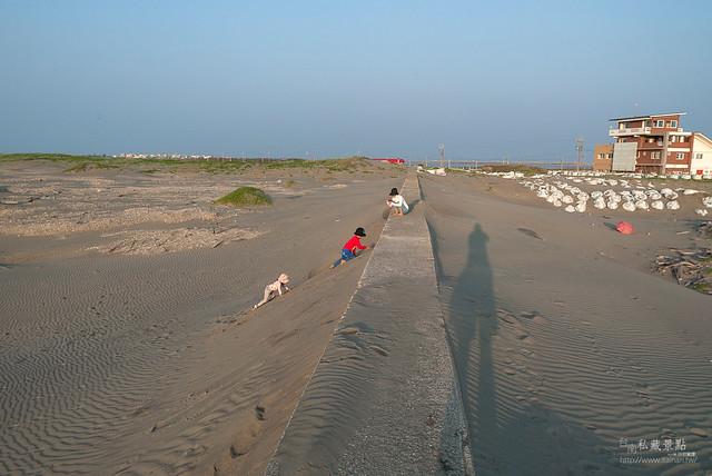 青鯤鯓夏天半日遊 呷冰、呷蚵嗲、玩海沙 (40)