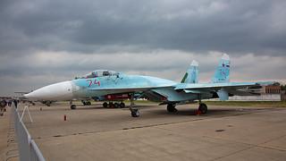RF-95255, Sukhoi Su-27P Russian Air Force @ Kubinka UUMB
