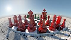 Chess 2018 (Jean-Luc S) Tags: maya 3d chess solojlm machine13