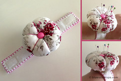 felt pincushions21 (elsa.blueraindrops) Tags: felt pincushion fabric cute wrist