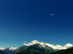 Immensité (An Arzhig) Tags: parapente paraglider aile voile vol azun pyrénées france panasonic gx800