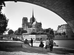 Paris - Notre Dame (Frk2010) Tags: paris france nikon d90 seine notredame