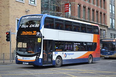 Stagecoach Cumbria & North Lancashire 10576 SN16OTP (Will Swain) Tags: liverpool 17th march 2018 north west bus buses transport travel uk britain vehicle vehicles county country england english merseyside stagecoach cumbria lancashire 10576 sn16otp